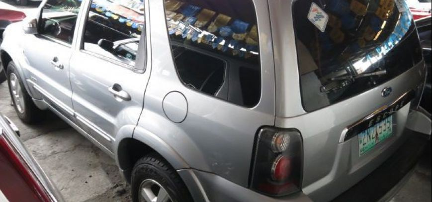 Ford Escape 2008 - 8