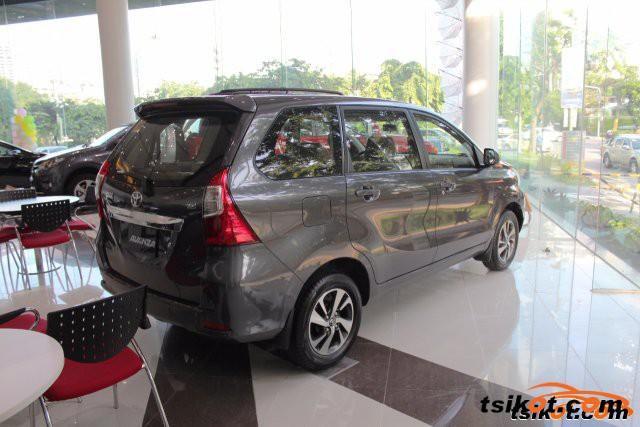 Toyota Avanza 2016 - 5
