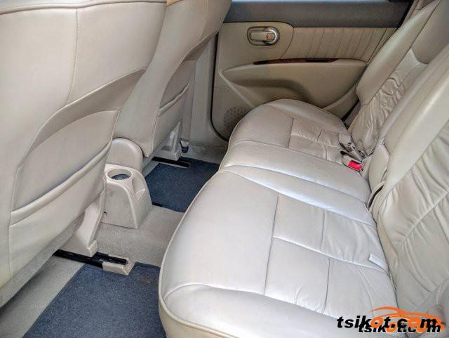 Nissan Livina 2008 - 2