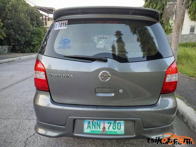 Nissan Livina 2008 - 4