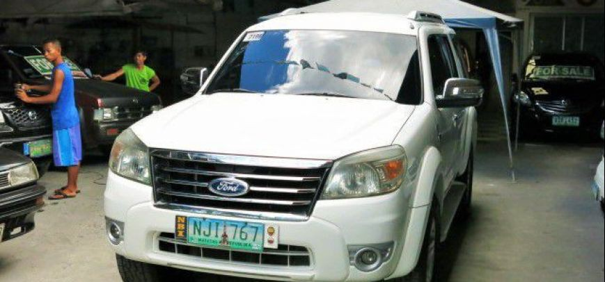 Ford Everest 2009 - 7