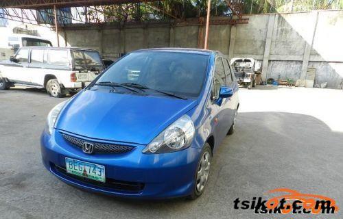 Honda Jazz 2000 - 2