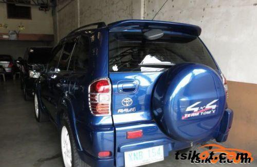 Toyota Rav4 2004 - 6