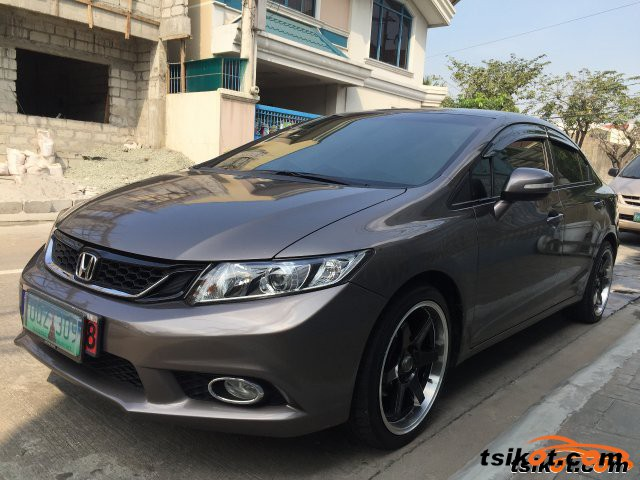 Honda Civic 2013 - 2
