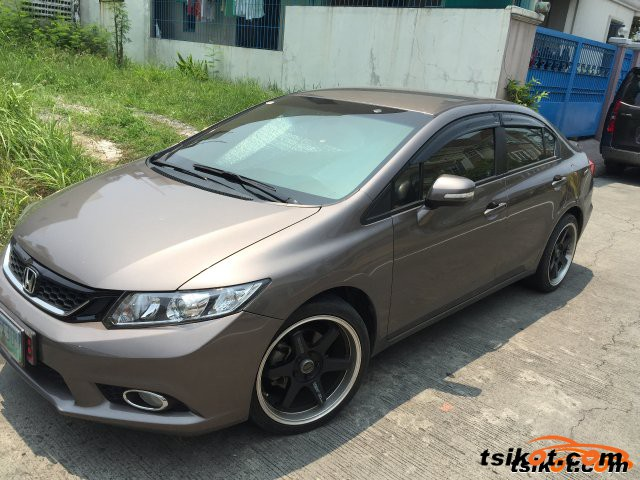 honda civic 2013 car for sale metro manila. Black Bedroom Furniture Sets. Home Design Ideas