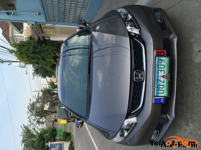 Honda Civic 2013 - 5