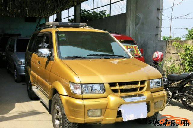 Isuzu Crosswind 2003 - 1
