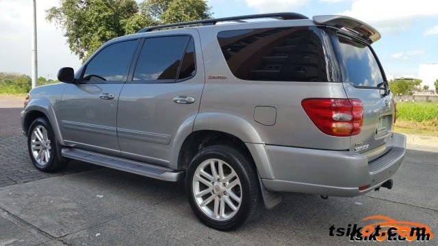 Toyota Sequoia 2003 - 1