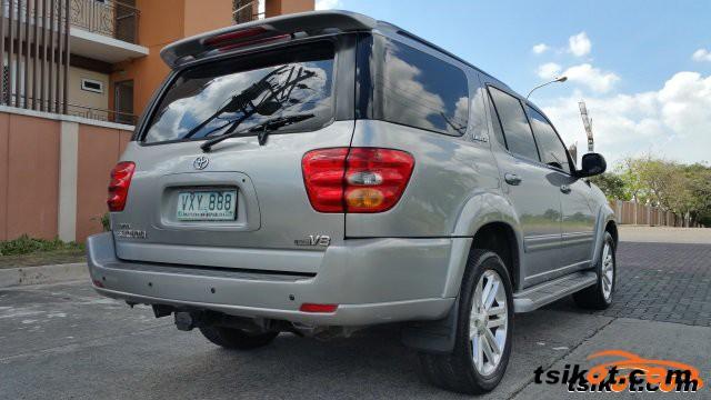 Toyota Sequoia 2003 - 4