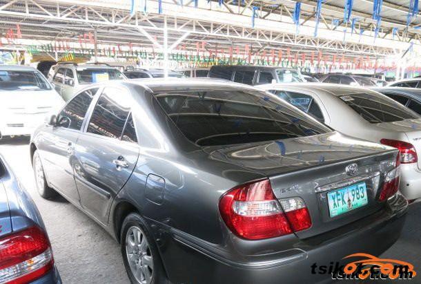 Toyota Camry 2002 - 3