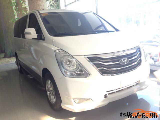 Hyundai Starex 2016 - 2