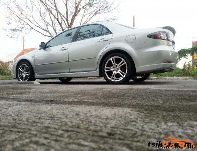 Mazda 6 2006 - 4