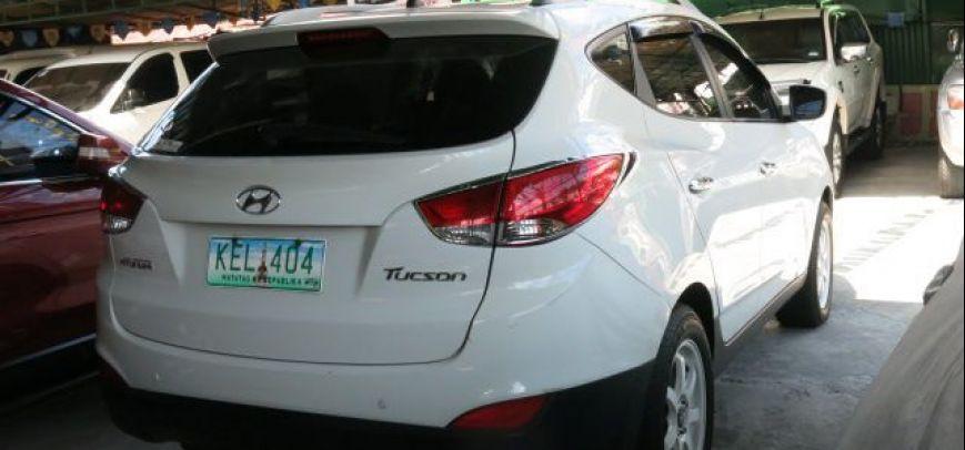 Hyundai Tucson 2011 - 1