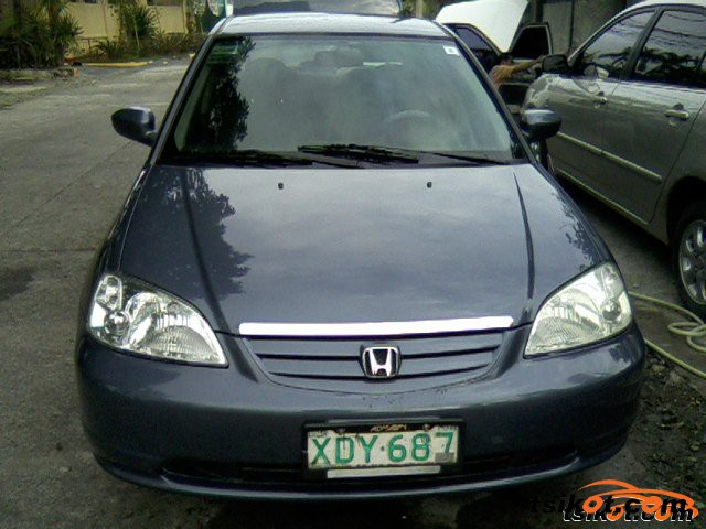 Honda Civic 2002 - 2