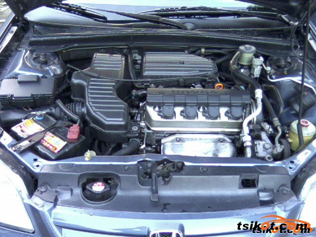 Honda Civic 2002 - 6