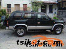 Nissan Xterra 2004 - 1