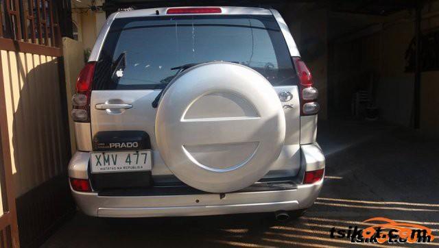 Toyota Land Cruiser 2005 - 1