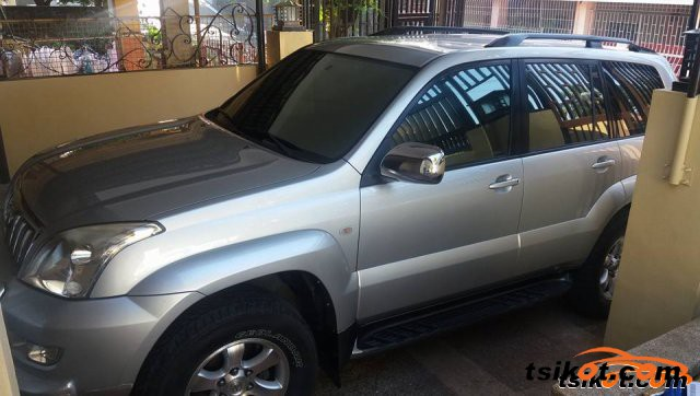 Toyota Land Cruiser 2005 - 2
