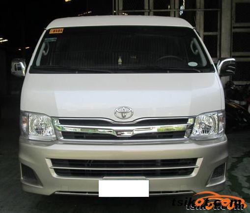 Toyota Coaster 2014 - 1