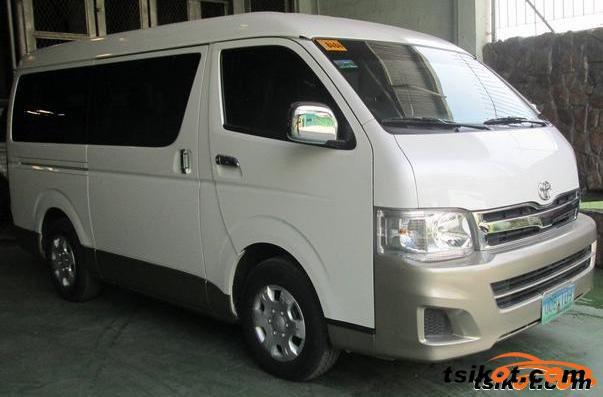 Toyota Coaster 2014 - 2