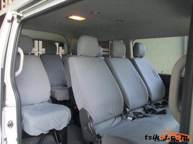 Toyota Coaster 2014 - 3