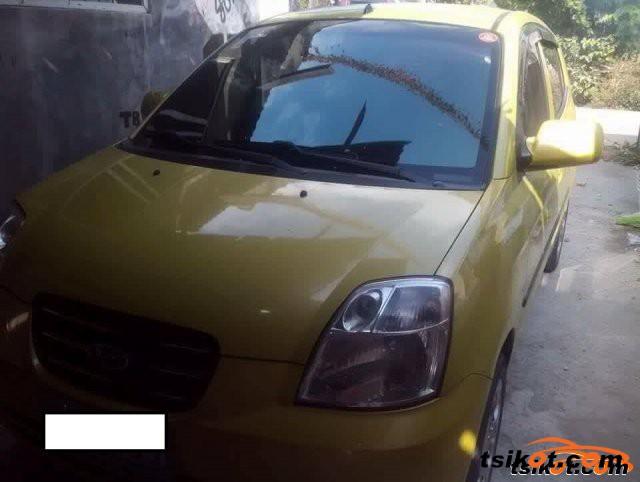 Kia Picanto 2007 - 2