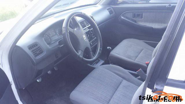 Honda City 2002 - 2