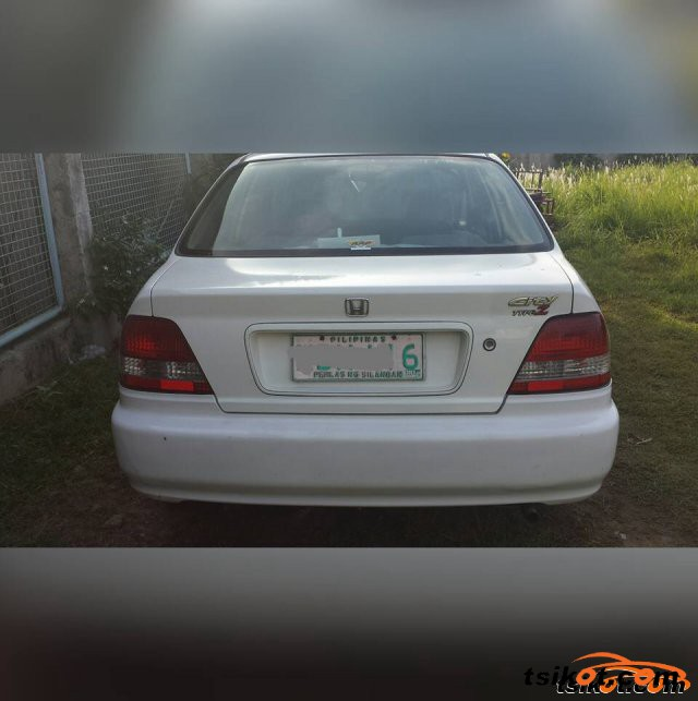 Honda City 2002 - 6