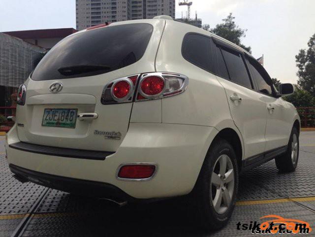 Hyundai Santa Fe 2008 - 2