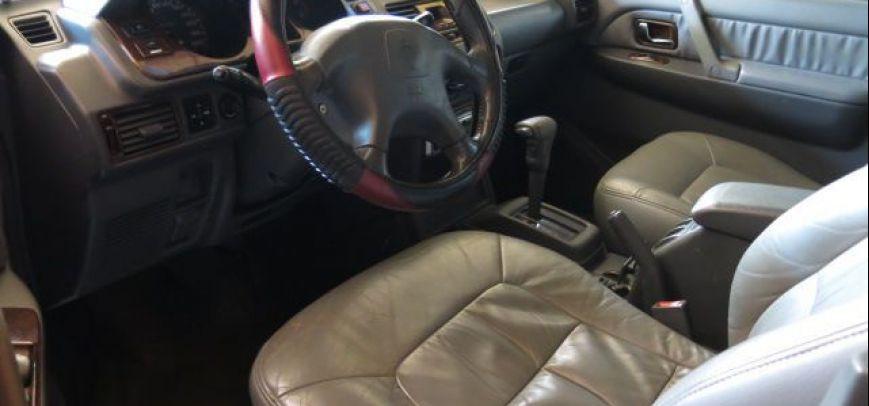 Mitsubishi Pajero 2005 - 8