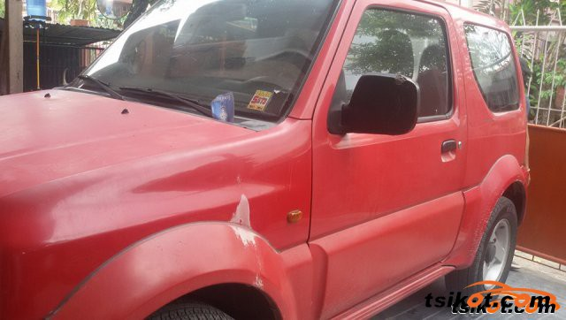 Suzuki Jimny 2003 - 6