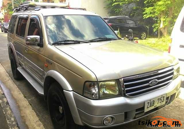 Ford Everest 2006 - 1