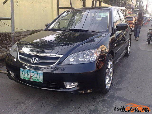 Honda Civic 2004 - 1