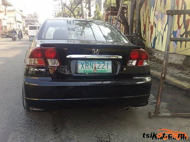 Honda Civic 2004 - 3