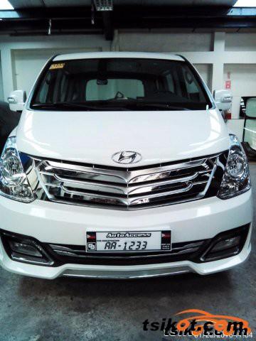 Hyundai G.starex 2016 - 1