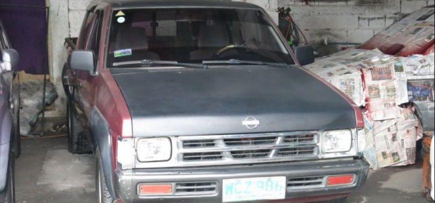 Nissan Patrol 1998 - 1