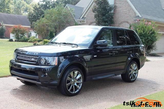 Land Rover Range Rover Sport 2012 - 1