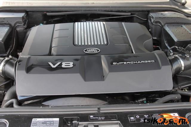 Land Rover Range Rover Sport 2012 - 4