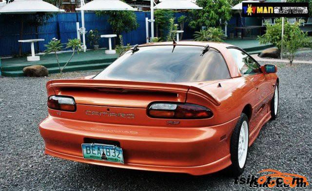 Chevrolet Camaro 1997 - 5