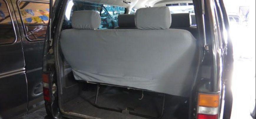 Nissan Urvan 2005 - 10