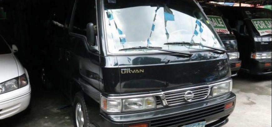 Nissan Urvan 2005 - 6