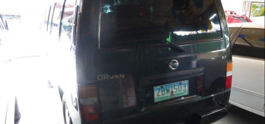 Nissan Urvan 2005 - 7