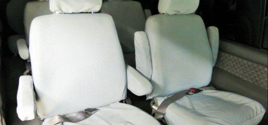 Nissan Urvan 2005 - 9