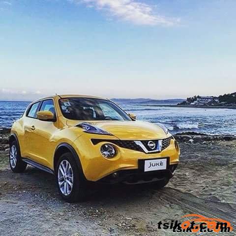Nissan Juke 2016 - 1