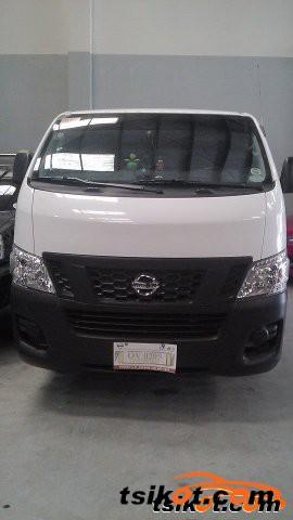 Nissan Urvan 2016 - 1
