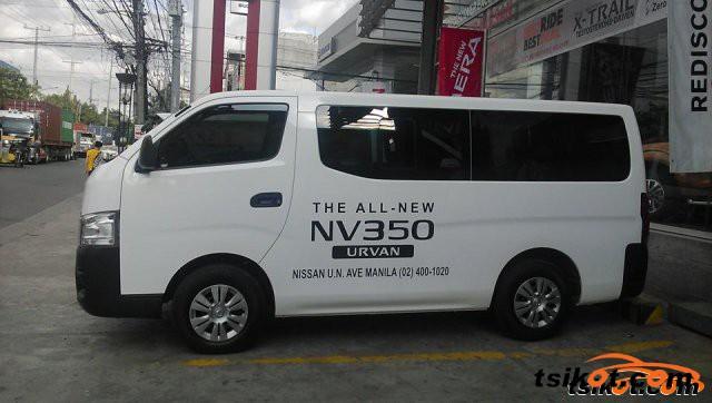 Nissan Urvan 2016 - 4