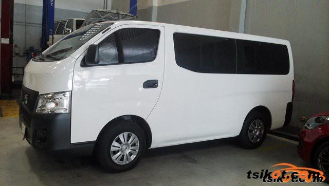 Nissan Urvan 2016 - 5