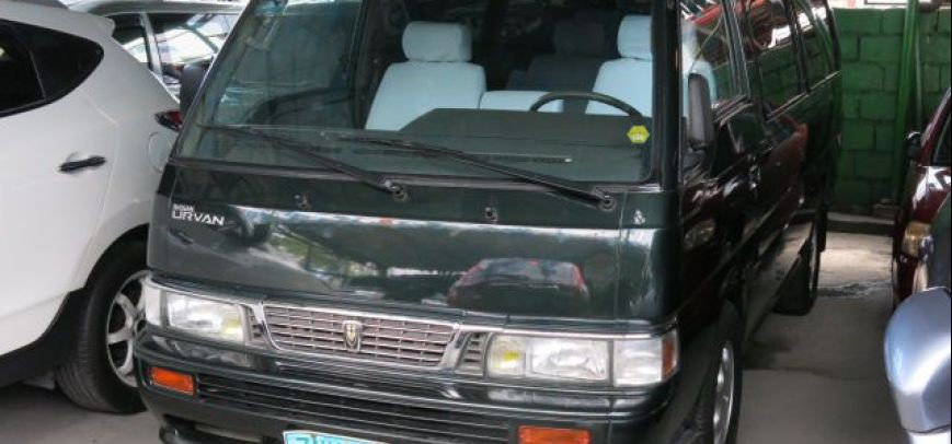 Nissan Urvan 2008 - 1