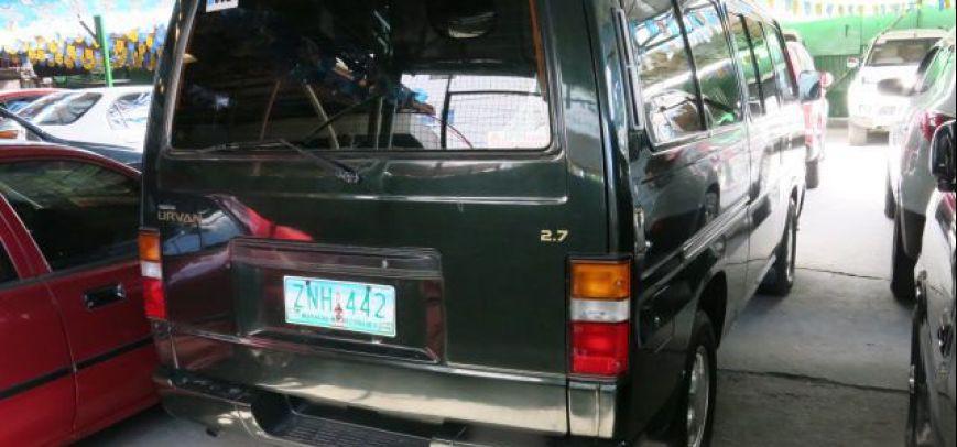 Nissan Urvan 2008 - 2