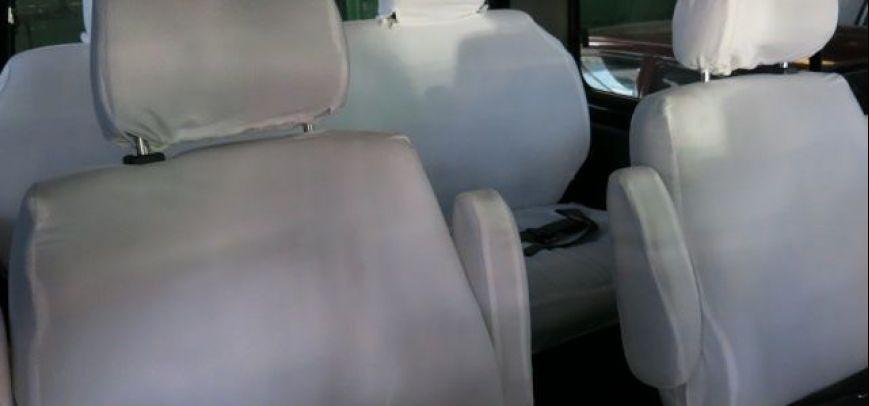 Nissan Urvan 2008 - 9